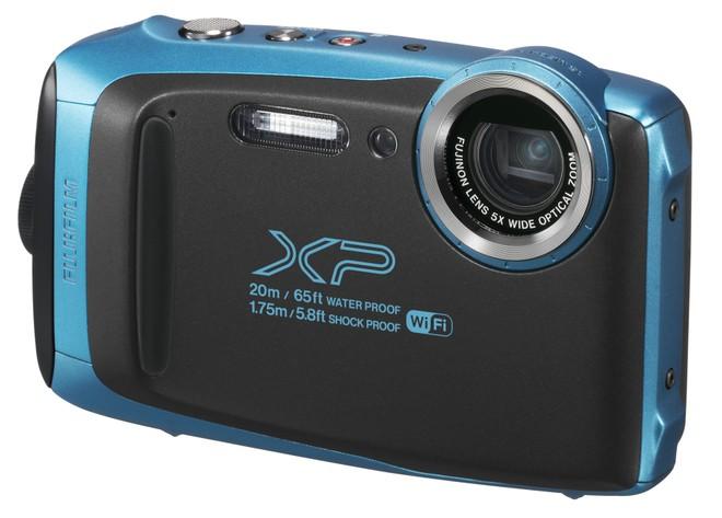 Fujifilm XP130: recensione della fotocamera subacquea