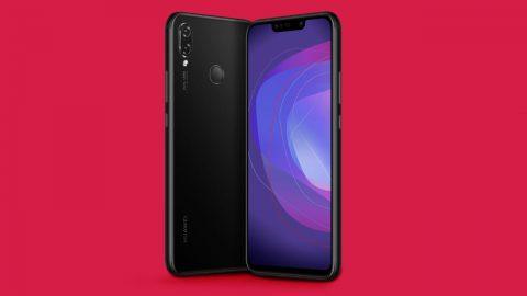 Huawei P Smart Plus design