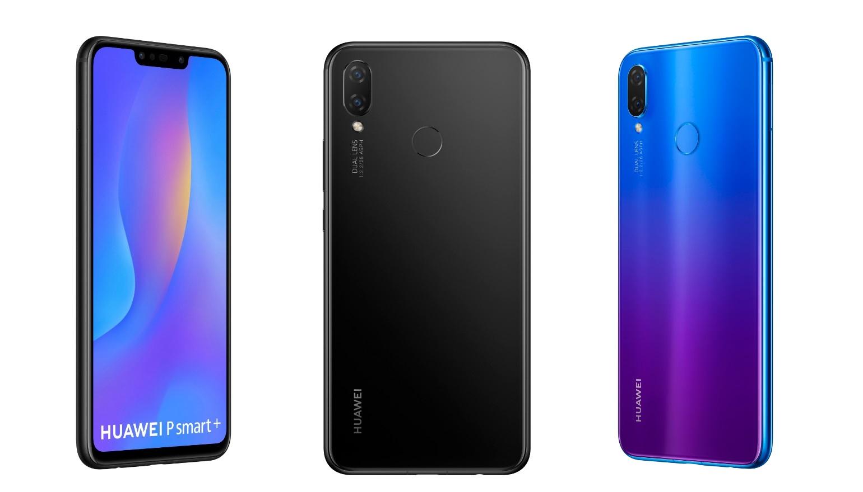 Huawei P Smart Plus scheda tecnica