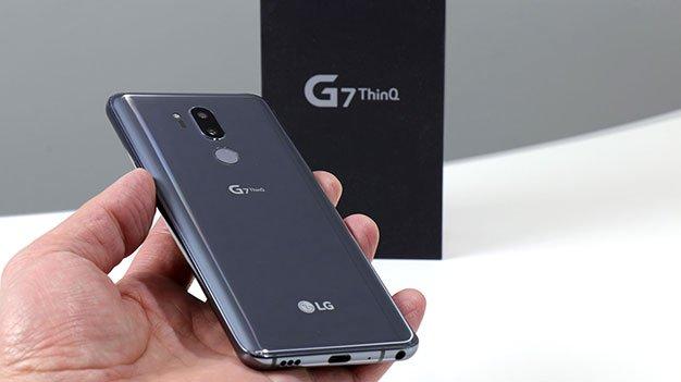 LG G7: recensione, prezzo e scheda tecnica