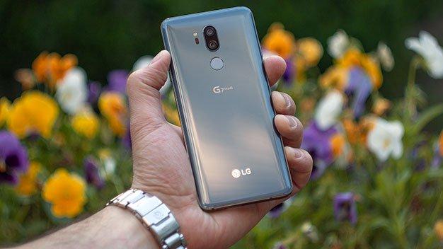 LG G7 retro