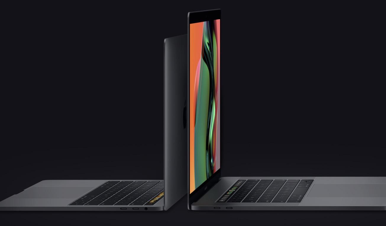 MacBook Pro 2018 15 e 13 pollici