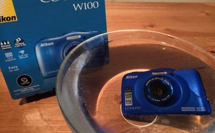 Nikon Coolpix W100: la recensione della fotocamera subacquea