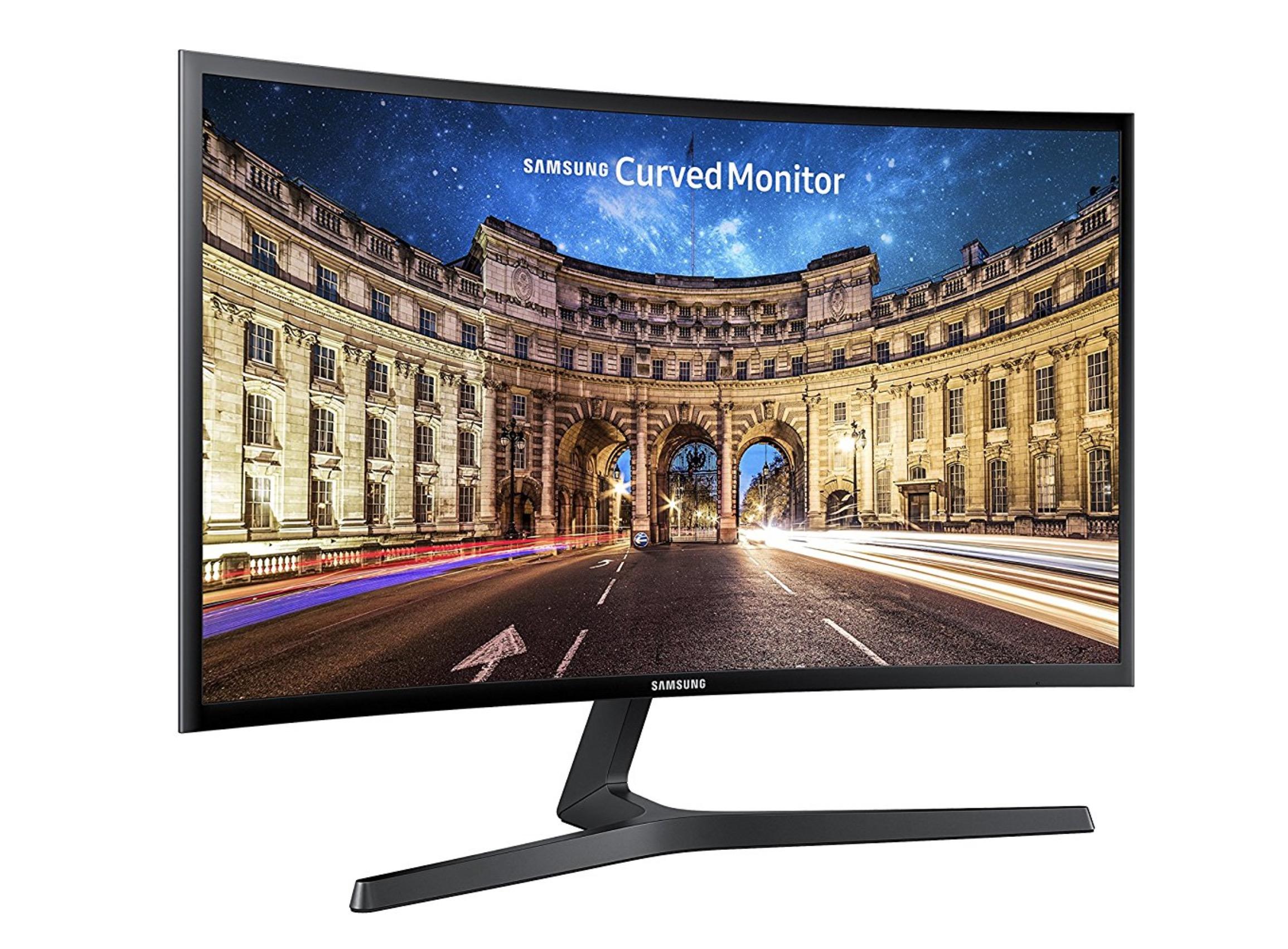 Samsung C27F396 Monitor Curvo 27