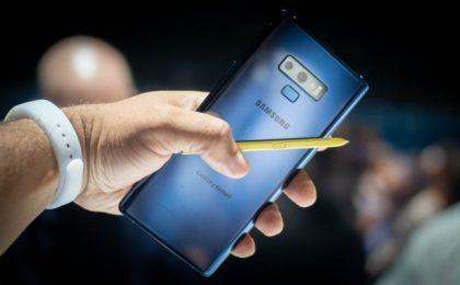 Samsung Galaxy Note 9: scheda tecnica, uscita e prezzo ufficiali