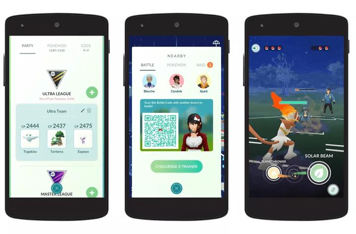 Pokemon Go: battaglie PvP in arrivo, come funzionano