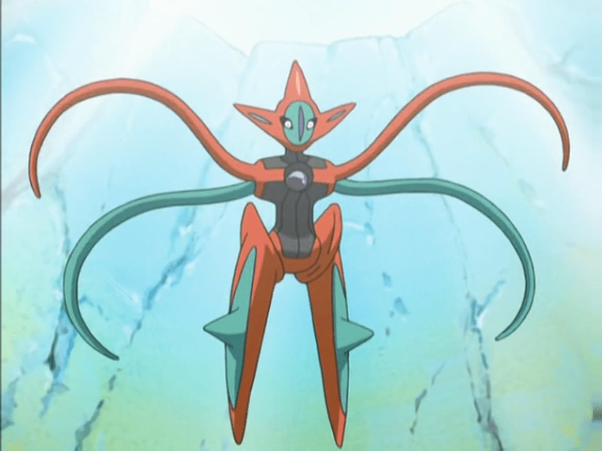 Pokemon GO, Deoxys Attacco: il leggendario nei raid ex su invito