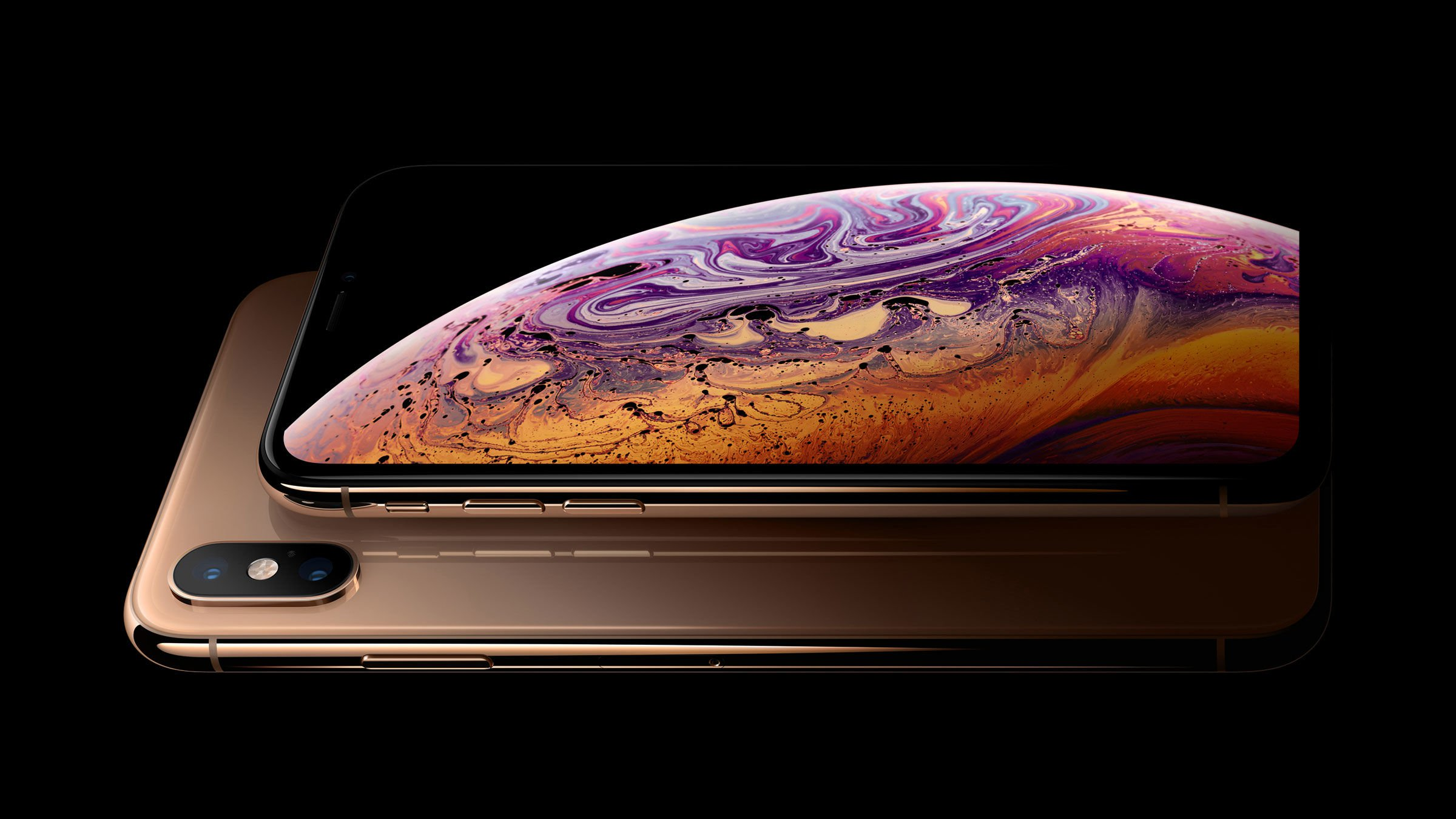 Design iPhone XS Max