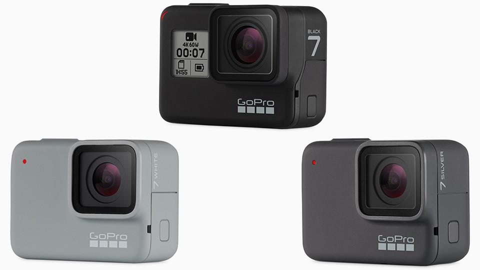 GoPro Hero 7: scheda tecnica, prezzo e uscita