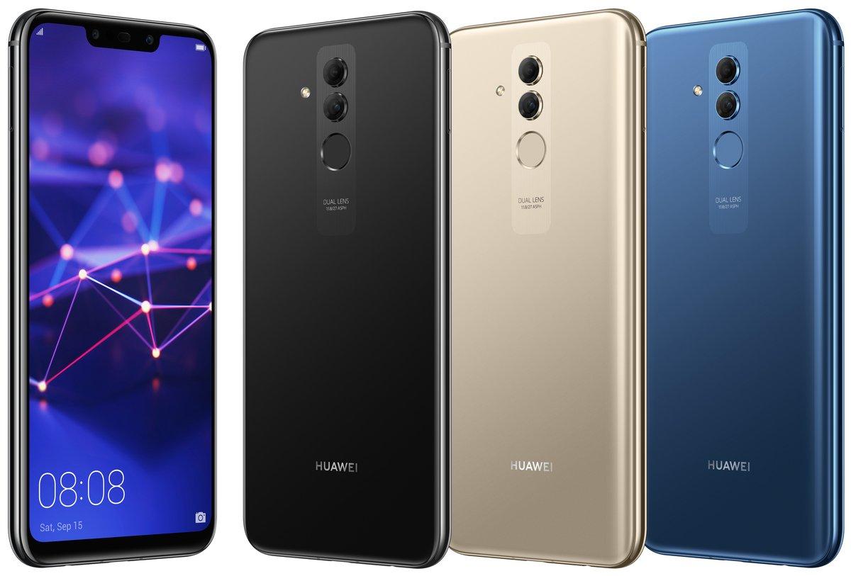 Huawei Mate 20 Lite: scheda tecnica, prezzo e uscita ufficiali