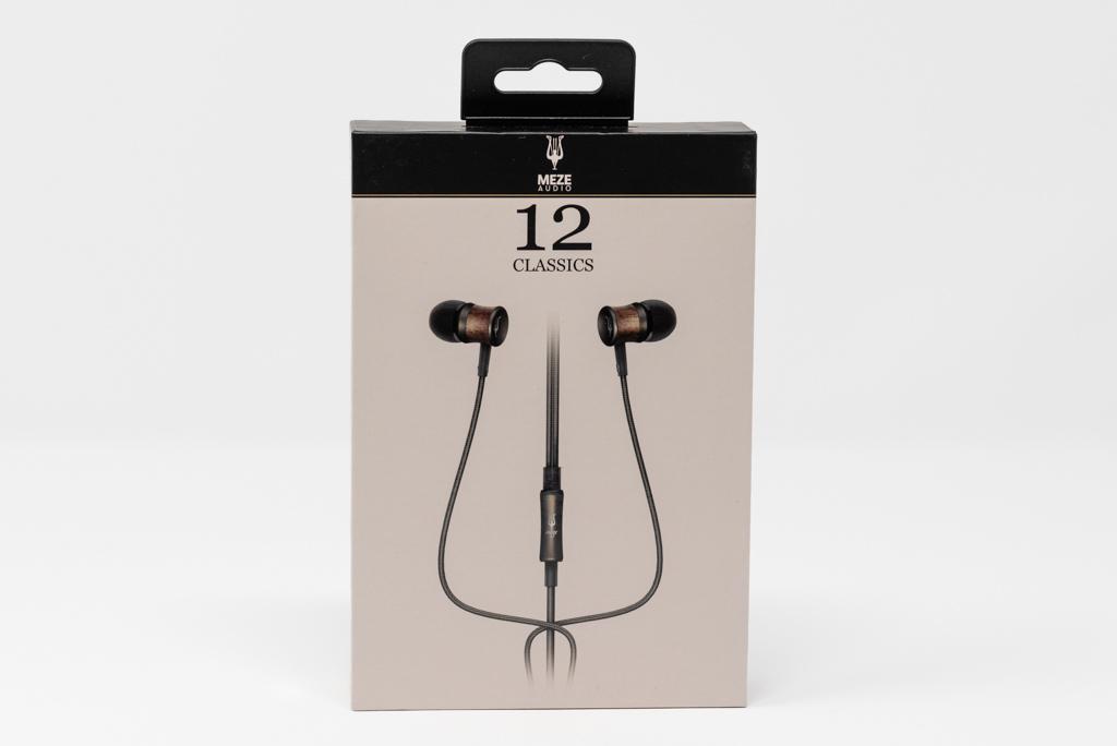 Meze Audio 12 Classics unboxing