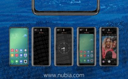 Nubia Z18S con schermo OLED posteriore, tutte le anticipazioni
