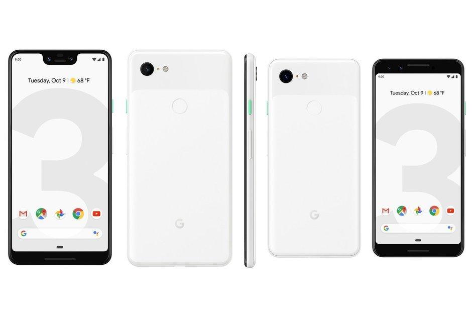 Google Pixel 3 prezzo, scheda tecnica e uscita ufficiali