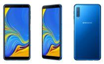 Samsung Galaxy A7 con triplice fotocamera: prezzo e scheda tecnica