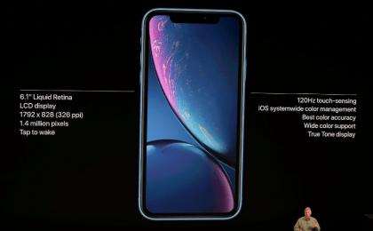 iPhone XR in uscita in Italia: prezzo e scheda tecnica