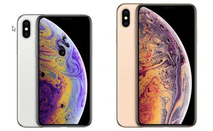 iPhone XS vs iPhone XS Max: confronto e differenze tra i nuovi melafonini