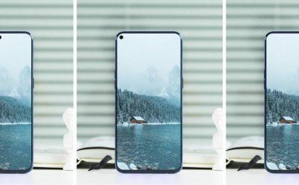 Samsung Galaxy A8s con buco nel display, foto, scheda, uscita e rumors