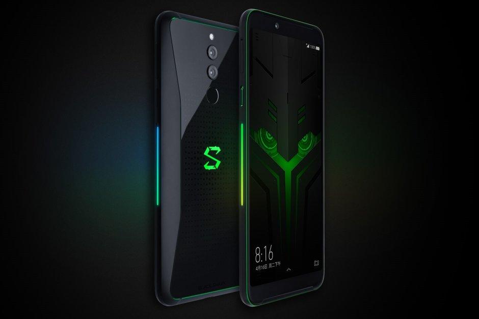 Xiaomi Black Shark Helo con 10gb ram: scheda tecnica e prezzo