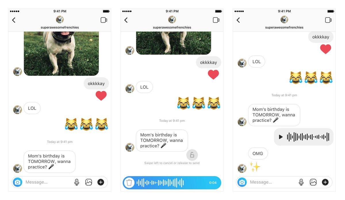 Messaggi vocali su Instagram: come usarli facilmente