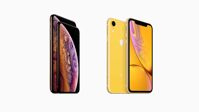 Prezzi iPhone Xr e Xs in sconto con permuta