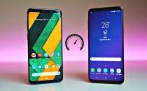 Aggiornamento ad Android 9 Pie per Samsung Galaxy S9 e S9 Plus