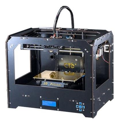 3D Dual estrusori stampanti 3D