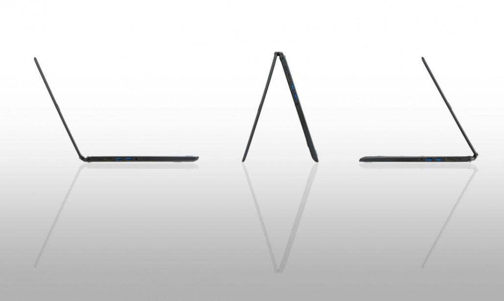 Acer Aspire R14 modalità apertura