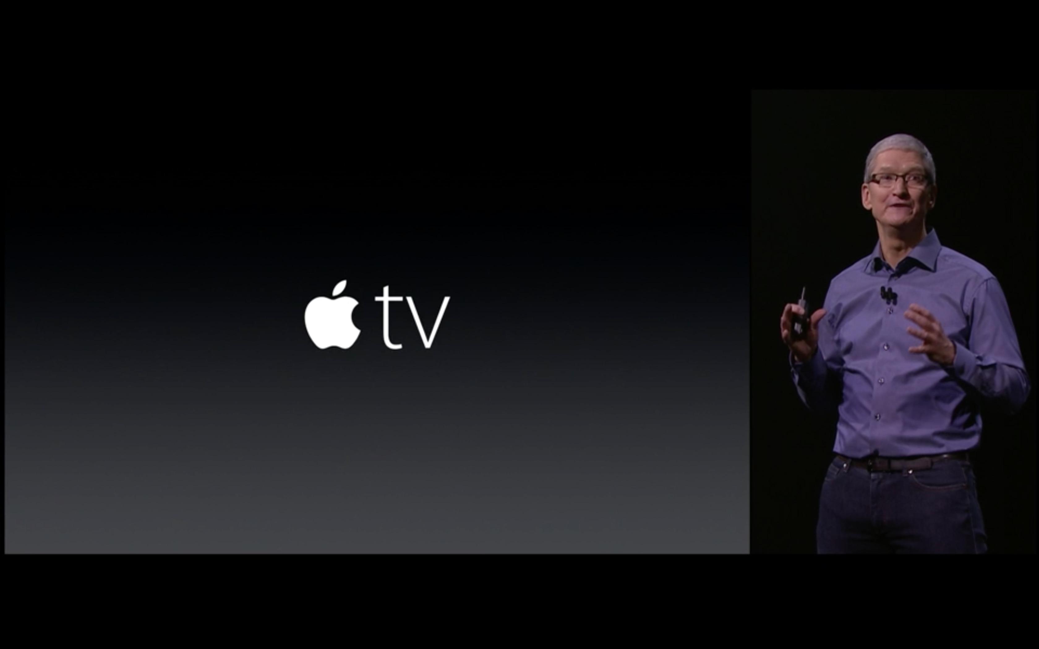 App il futuro di Apple TV