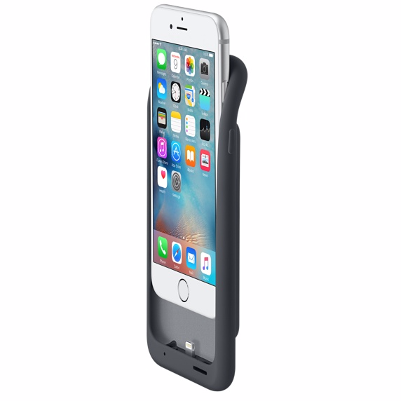 Apple Smart Battery case inserimento