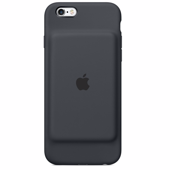 Apple Smart Battery case nero