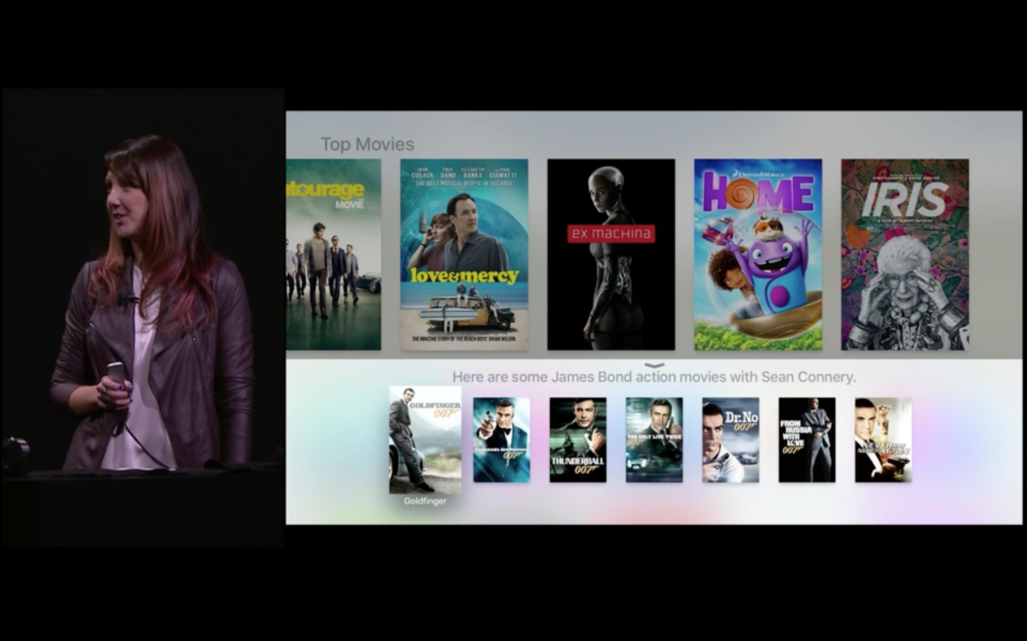 Apple TV ricerca