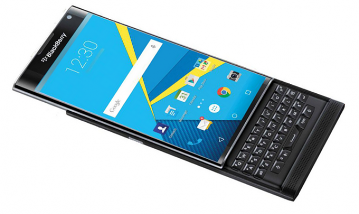 Blackberry Priv flip