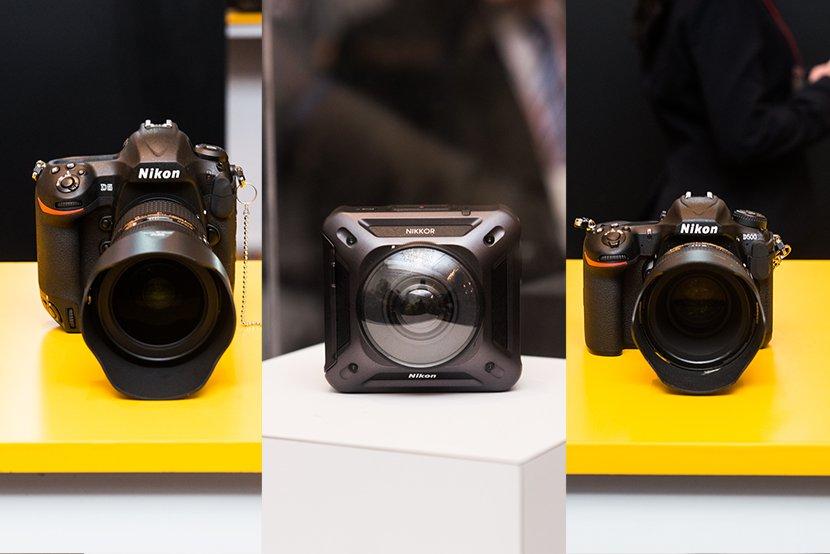 CES 2016 novita Nikon