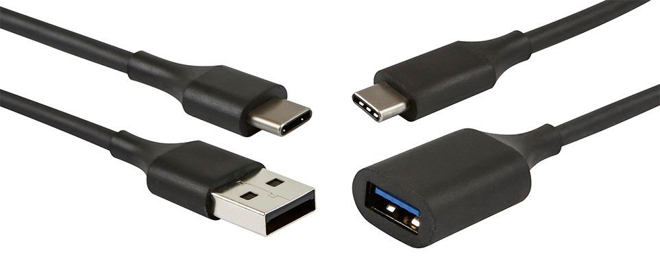 Cavi e adattatori USB C