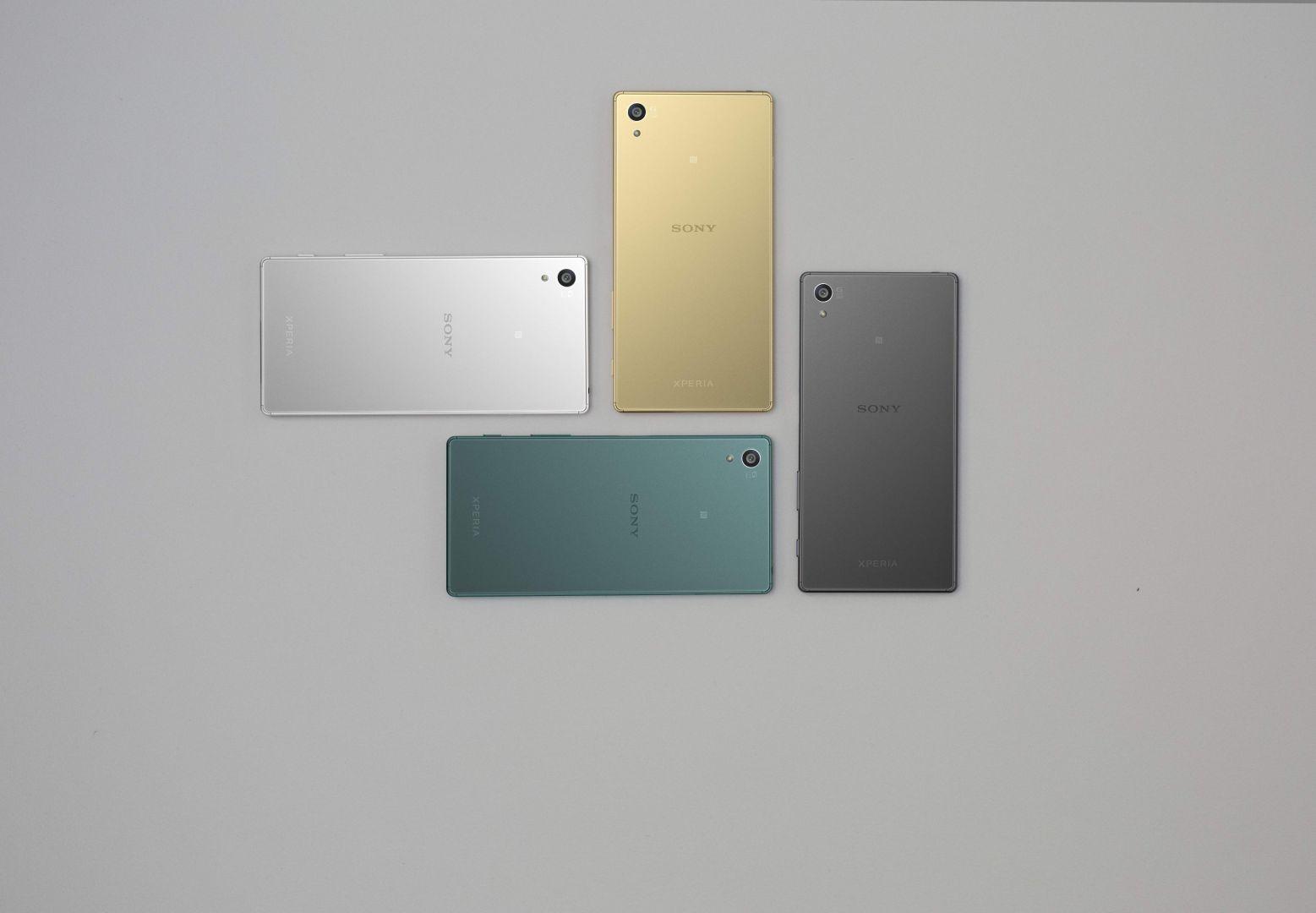 Colori Sony Xperia Z5