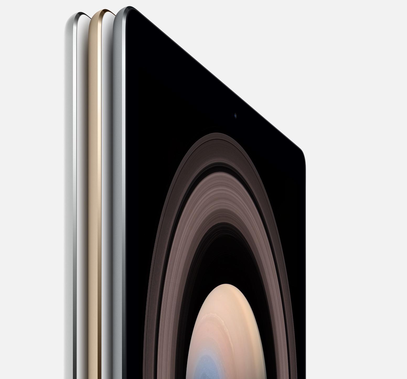 Colori iPad Pro