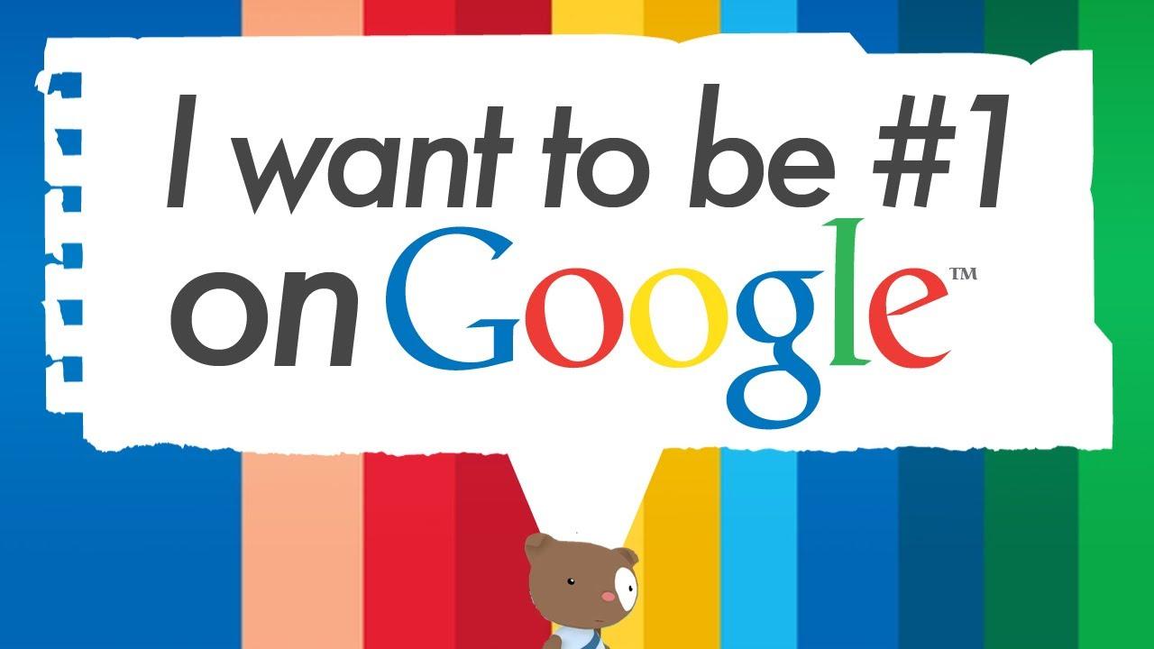 Come essere primi su Google