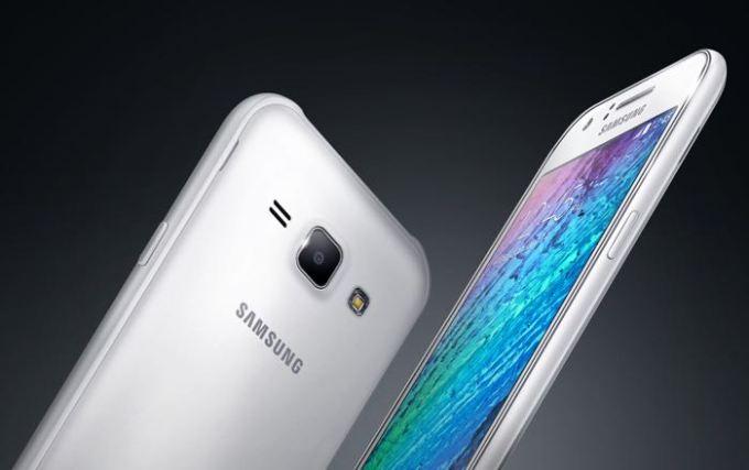 Design Samsung Galaxy J3