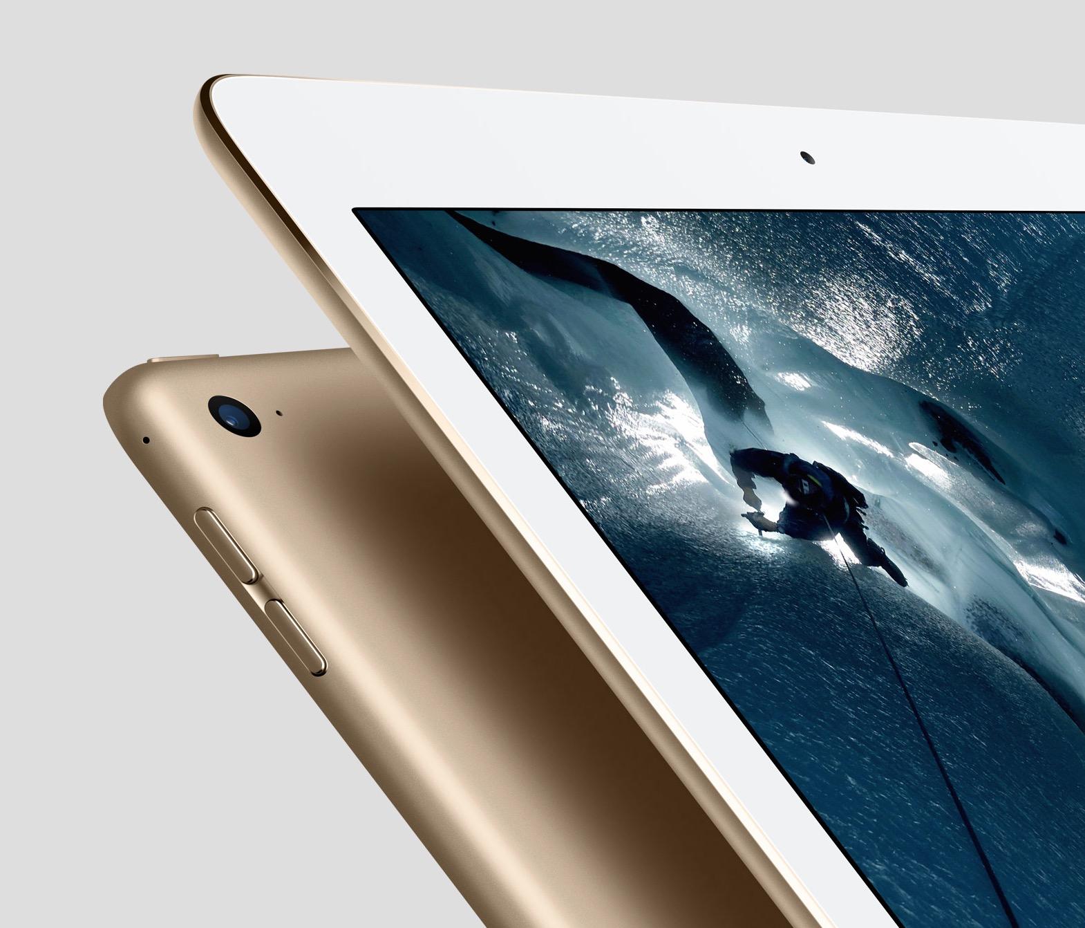 Dettaglio iPad Pro
