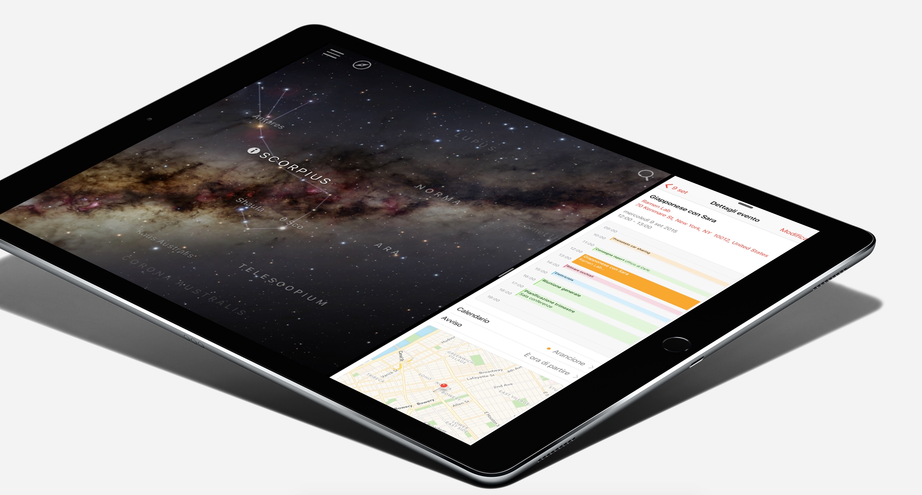 Display iPad Pro