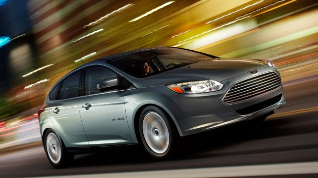 Ford Focus Electric 650 80