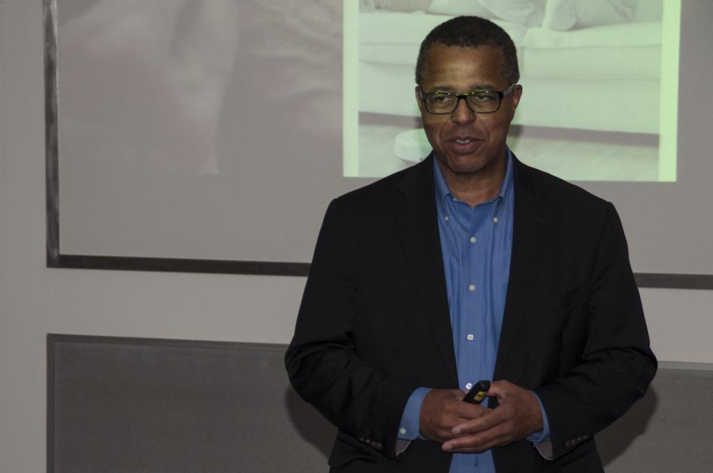 Ford Innovation Workshop Ken Washington