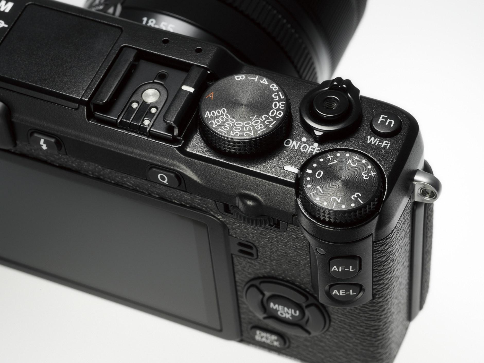Fujifilm X E2S_Design_Dial