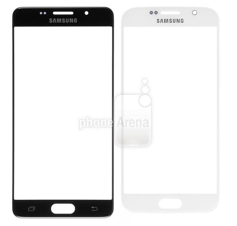 Galaxy S7 fronte vs S6