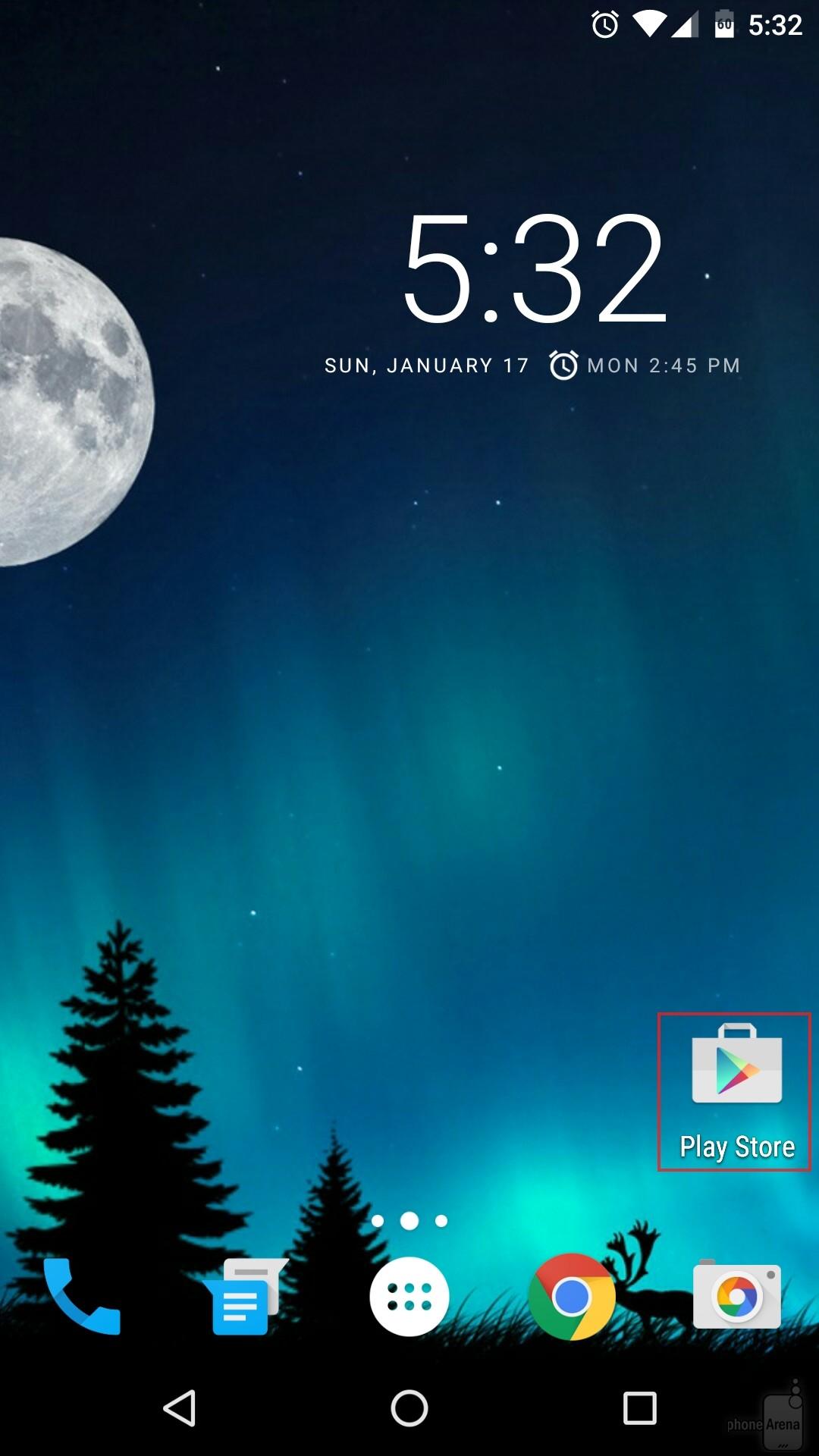 Google Play icona