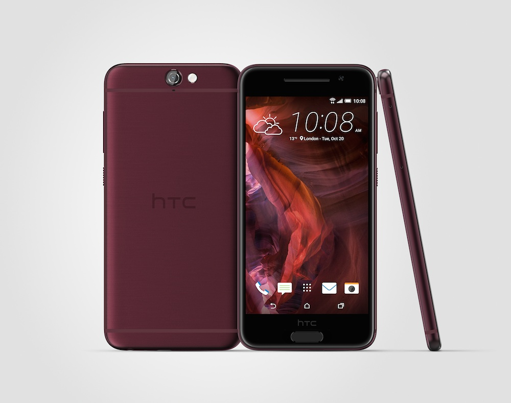 HTC One A9 rosso
