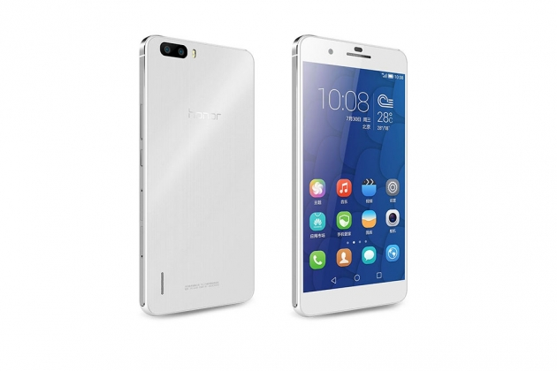 Honor 6 Plus estetica