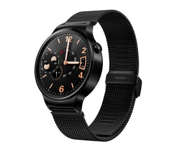 Huawei Watch nero