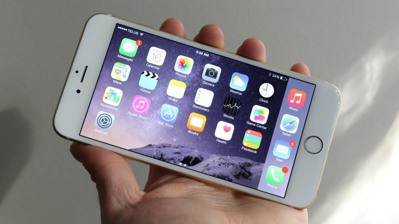 Immagine iPhone 6s Plus