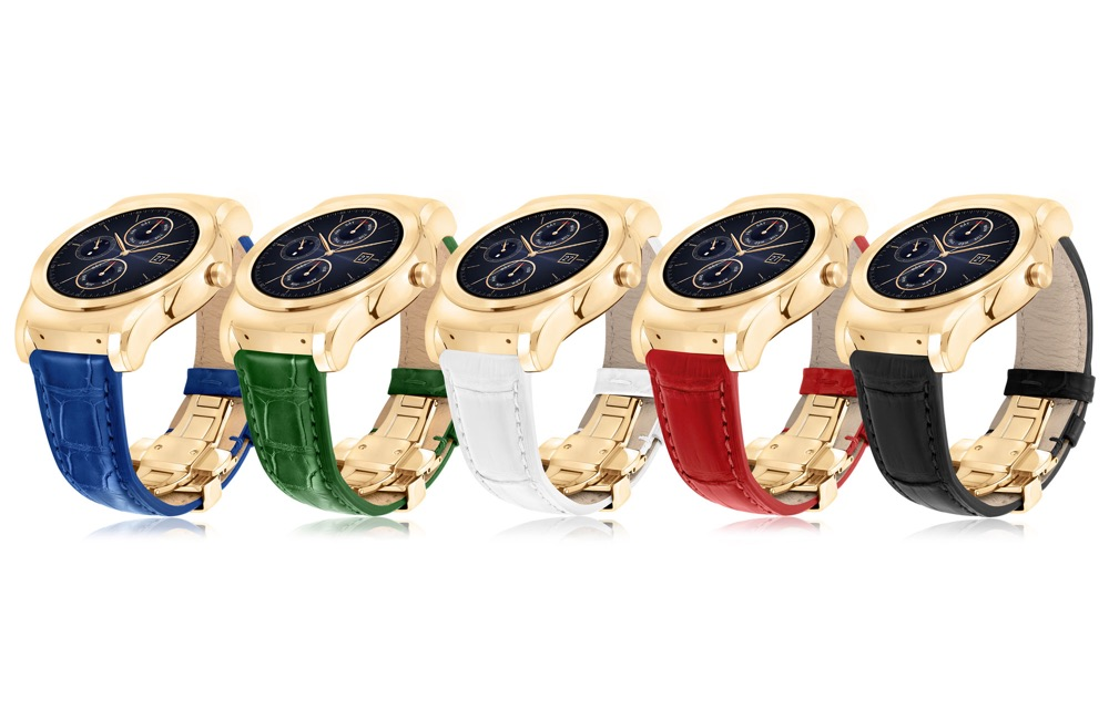 LG Watch Urbane Luxe cinturini